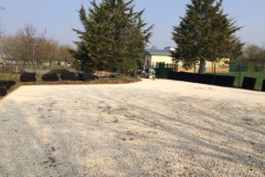 Bicester, New Overflow Car Park Grid Reinforcement